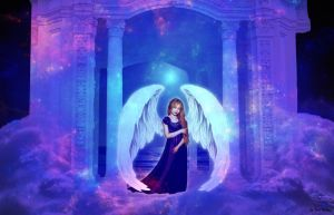 Heavens gate by JustmeTD
