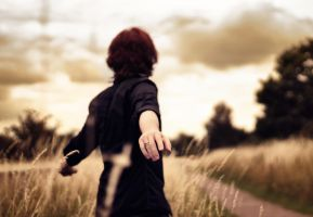 If you can't keep up, I'll go alone by Peterix