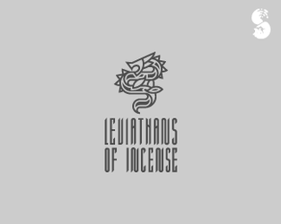 Leviathans-of-Incense-Logo by whitefoxdesigns