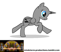 MLP Mare Run base puppet by Mindstorm-Production