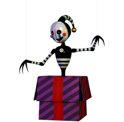 Security Puppet Model Test by gabemreeves