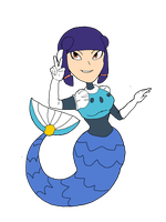 Mermaid Meddy V2 by that-one-guy-again