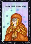 ACEO Lavaz,  Dimir Mastermind by CloudineTibaut