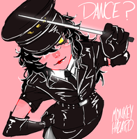 P5D - dance? by MonkeyHazard
