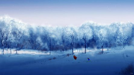 A little cold, a lot of fun. by PascalCampion