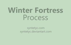 Winter Fortress - Animation Process by Syntetyc