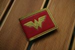 Wonder Womand leather wallet by Arnakhat