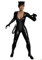 Injustice 2 (IOS): Catwoman. by OGLoc069
