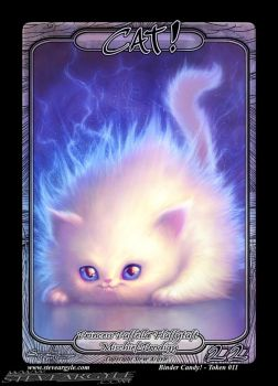 Cat Token by SteveArgyle