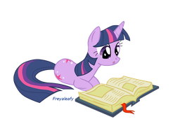 Benefit Auction: Twilight Sparkle by FreyaLeafy