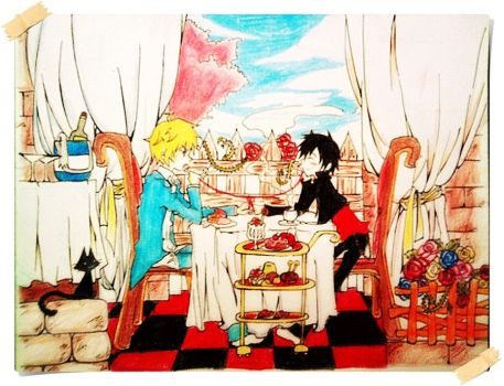 Shizaya : Delusion or Fate ? by negranca92