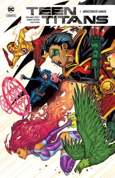 TEEN TITANS Tome 1 by DCTrad