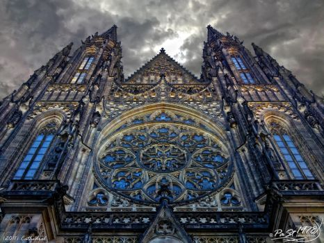 Prague Cathedral by PaSt1978