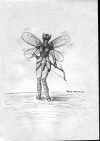 Armored Fairy by parsek76