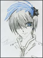 Ciel - Our Lord by black0fairy