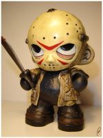 Jason Voorhees - Munny by Flame-Ivy