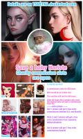 Charity Commissions + extra prizes _12 hours left by Tsvetka