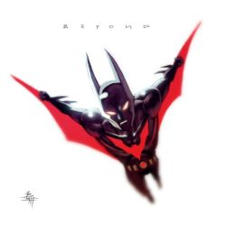Batman Beyond by elaszer