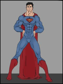 Superman 2013 by Brett1486