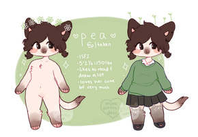 pea reference by creamwave