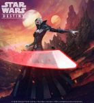 Lightsaber Throw by Zutyn