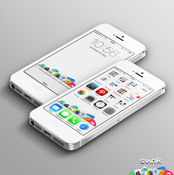 Wallpapers LS+SB iCons7 White by Svink77