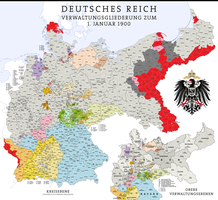 German Empire removing ethnic French and Polish by JJohnson1701