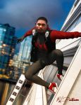 My Ultimate Spiderman by MrSynnerster