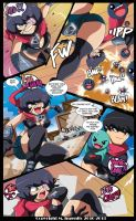 The Pirate Madeline: Ch1 Page 5  The Purpose of by Randommode