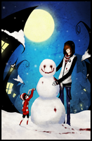 Snow activities by Naimane