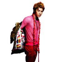 Render Donghae Mr Simple Png by HyukJaeBananoso1