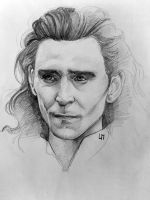 Loki - You really think I cared about any of you? by Jaleenelox