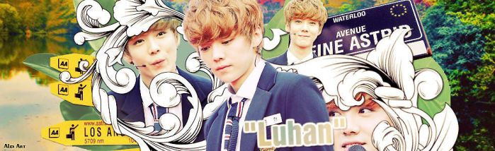Cover Zing #Luhan by Alex-ddh
