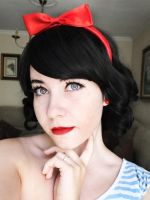 Snow white preview by LeydaCosplay