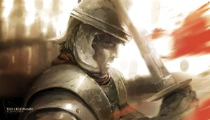 The Legionary by FacundoDiaz