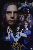 American Horror Story: Cult | Character Poster by Panchecco