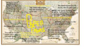 Paper Towns quotes by BeastBoysgirlRiley