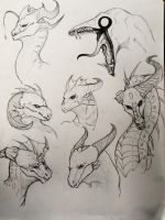 Realistic Attempts, Random Dragon, and Batter! by Mollish