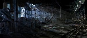 Warehouse Concept by samburley