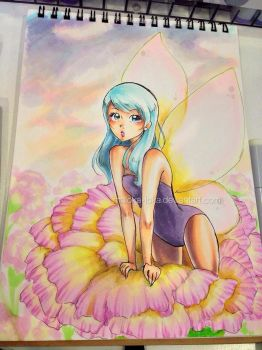 My fairy by Maloka-loka