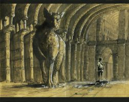 The Last Guardian by Asaiba