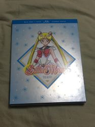 My Sailor Moon S Movie DVD  by Diana177Cp