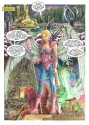 PoP/MotU - The Coming of the Towers - page 16 by M3Gr1ml0ck