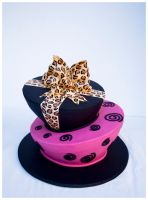 Madhatter 21st Cake by Igasm