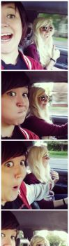 Road Trip! - Clybe by Smalltowncosplay