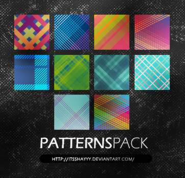 Patterns Pack #05 by itsshayyy