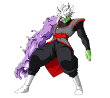 Merged Zamasu - Dragon Ball Super by UrielALV