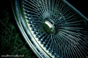 lowrider rim by AmericanMuscle