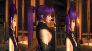 New Hairstyles for Ayane by SheikProject