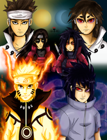 Naruto Shippuden: The Successors by greciiagzz